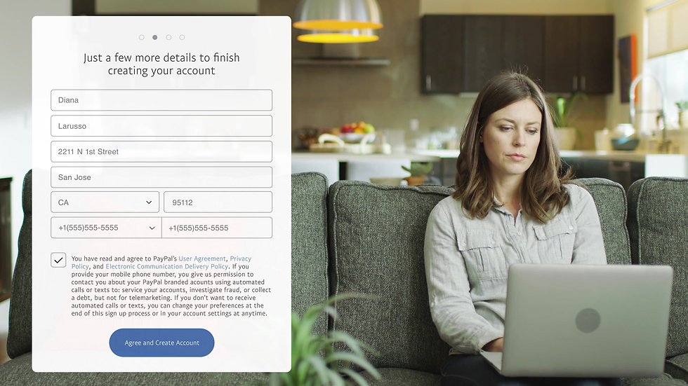 PayPal: How To Sign Up