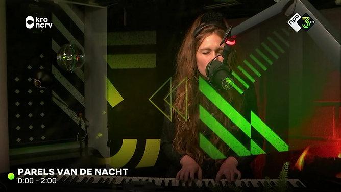 Love Again - Dua Lipa cover by Nana M. Rose (Live at Parels van de Nacht, Radio 3fm)