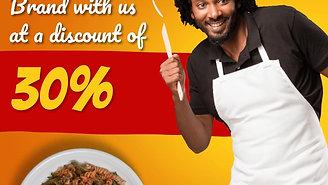 Foodiepreneur Branding Promo Ad