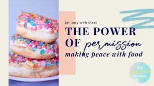 January Masterclass: Food Peace
