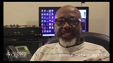 A Word From Bishop Martin