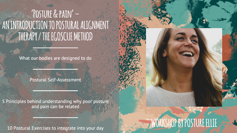 Posture & Pain: An Introduction to Postural Alignment Therapy