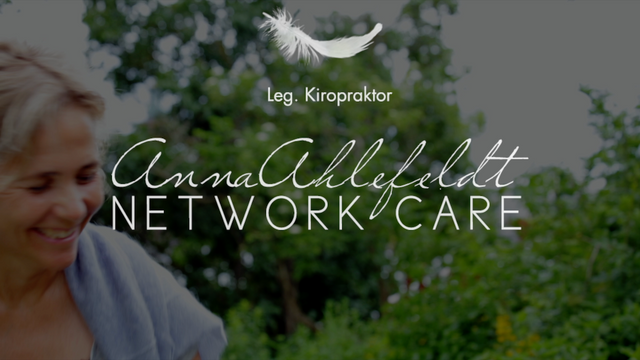Anna Ahlefeldt Network Care