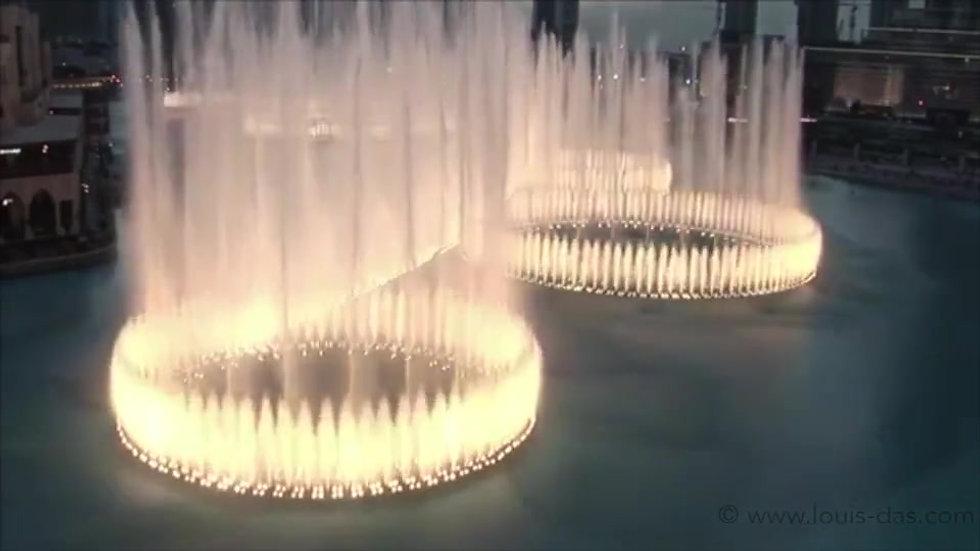 YouTube: Fountains
