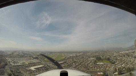 Takeoff + Landing C172