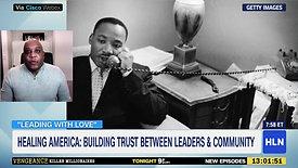 Omar on CNN HLN for MLK Day