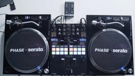 How to set up Phase with Serato DJ Pro via USB?