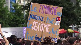 Le féminisme n'a jamais tué. Le sexisme, lui, tue tous les jours.
