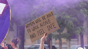 Woman will be able to walk alone and feel safe