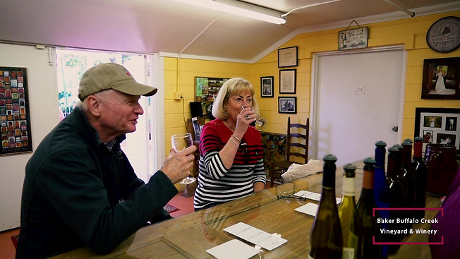 Baker Buffalo Creek Vineyard Interview