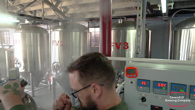 Cavendish Brewing Company Interview