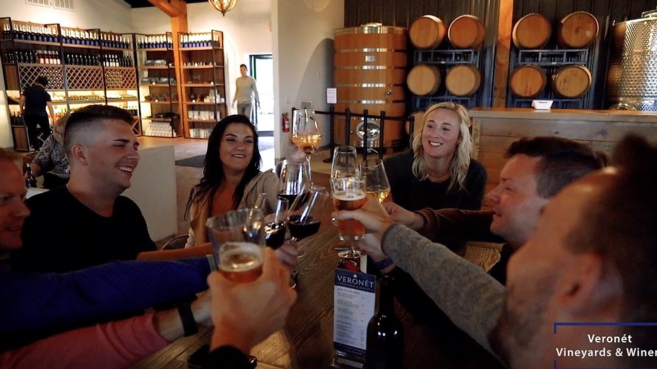Ridgeline Craft Beverage Trail Highlight Reel