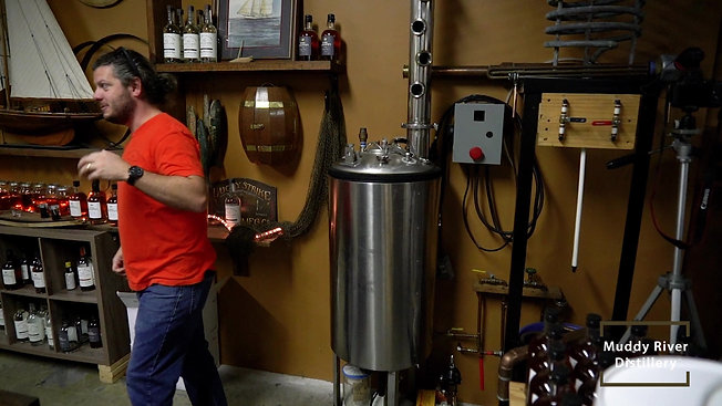 Muddy River Distillery Interview