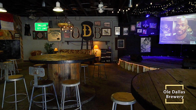 Ole Dallas Brewery Interview