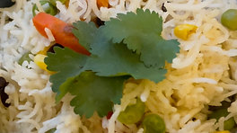 Mixed Veg Pilau Rice