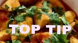 Chicken Karahi - TOP TIP