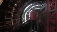 Jim in the Tunnel of Books