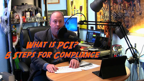 What is PCI- 5 Steps to Compliance