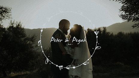 Pegah & Peter