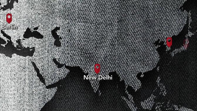 Levis Global Marketing