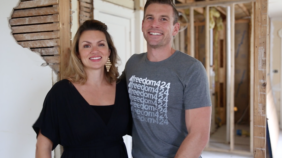 Daryl and Jo - Why we do house rehabs - Social