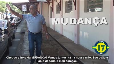 SEJA PARTE DA MUDANÇA!