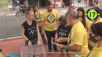 NOSSO COMPROMISSO DE TRABALHAR COM SAÚDE PREVENTIVA ENGLOBA A PREOCUPAÇÃO DOS ANIMAIS ABANDONADOS