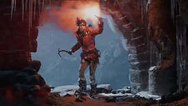 "Rise of the Tomb Raider ""Aim Greater"""