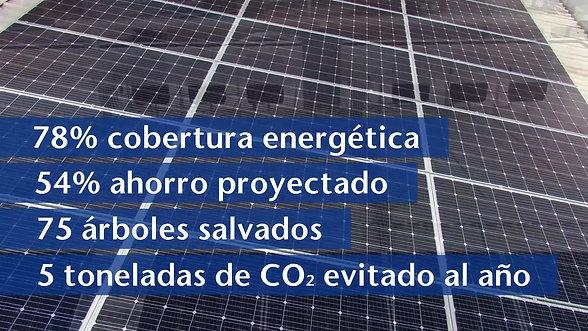 video panales solares