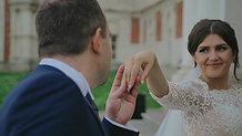 Свадьба (прогулка в Царицыно) Москва