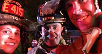Local Firefighter Beats Brain Tumor, Inspires Community