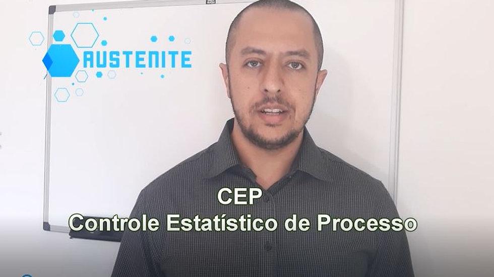 Apresentação do curso CEP - Controle Estatístico de Processos