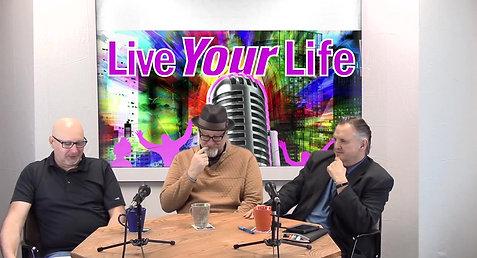 """Live Your Life!"" with Jim Dutcher, AgZeit Farms GM/CEO"