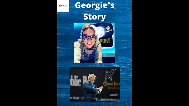 Georgie Bingham's story