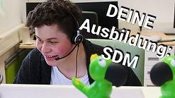 Ausbildung als Servicefachkraft für Dialogmarketing SDM -Sarstedt TDM Telefon Direkt Marketing