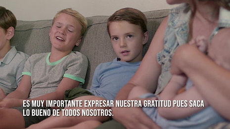 Family Meeting Trainings for the Entire Family with Spanish Sub-Titles