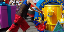 Water parade(2)