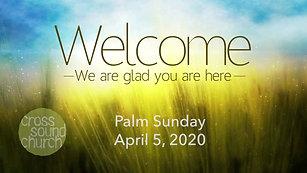 Cross Sound Church 4-5-2020