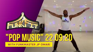 "FunkFit presents ""Pop Music"" 22.09.20"