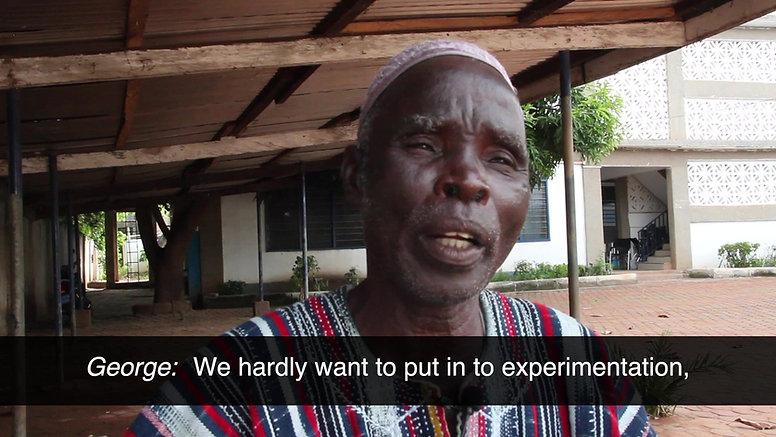 Farmers voice radio film