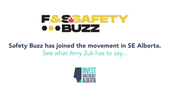 F&S Safety Buzz has joined the movment!