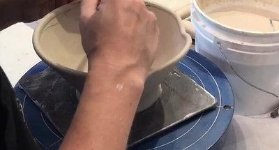 Altering a Bowl Rim