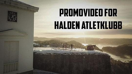 Promovideo for Halden Atletklubb