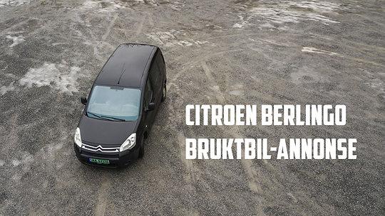 Citroen Berlingo bruktbil-annonse