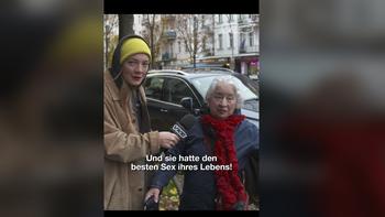 Finden alte Leute andere alte Leute sexy?