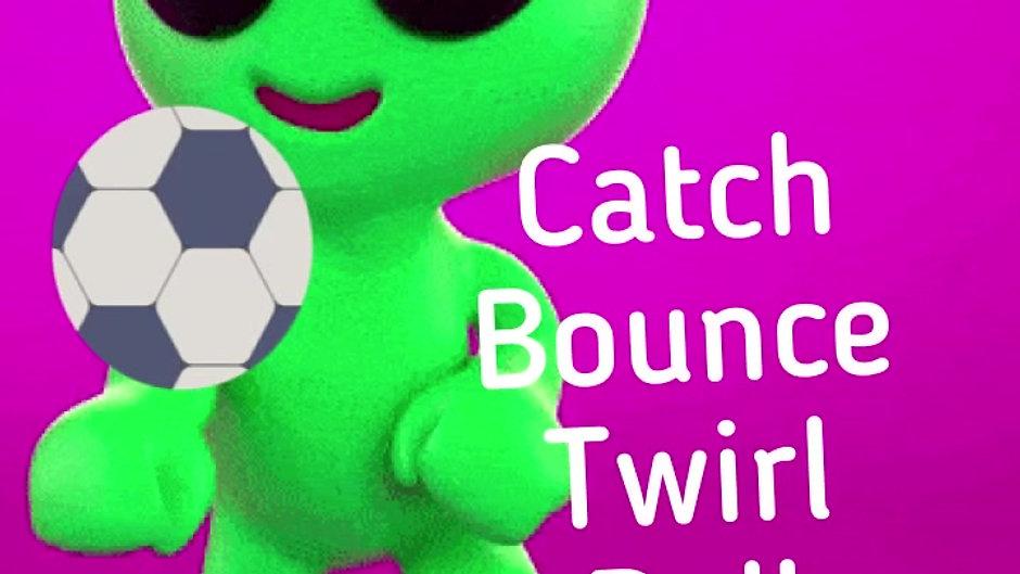 catch throw bounce