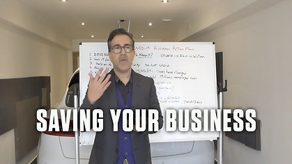 Saving your business during harsh times