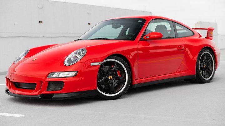 2007 Porsche 911 Carrera 4S | Factory Aerokit | 6 Speed Manual