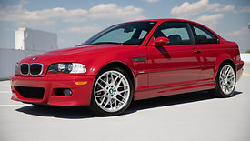 2006 BMW M3 Competition | Imola Red | Walk-around Video