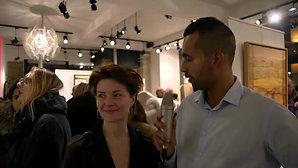Interview CELINE HARROIS, Yves Pires, ArtClub Gallery